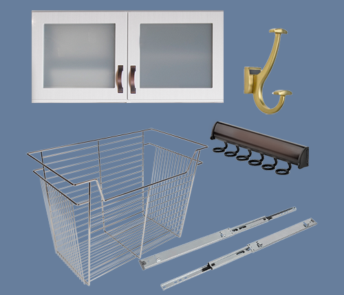 closet organizers and accessories for custom closet systems